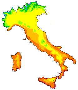 Climatologia italiana